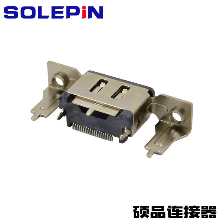 HDMI SMT Single Layer with Ear